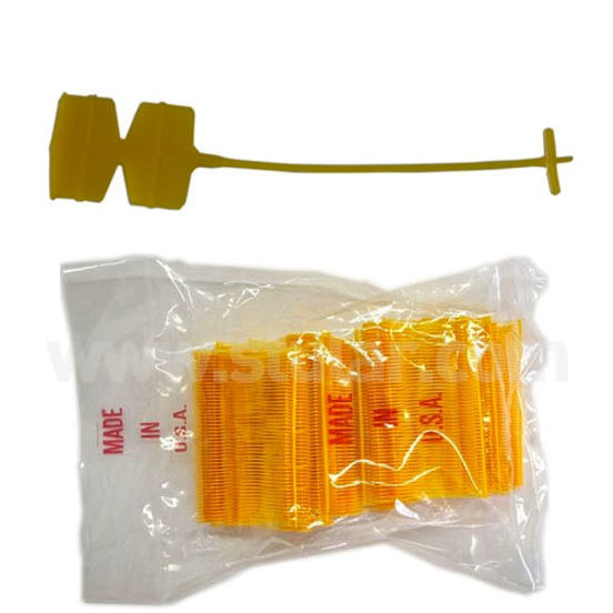 45mm Meat Fastener Yellow